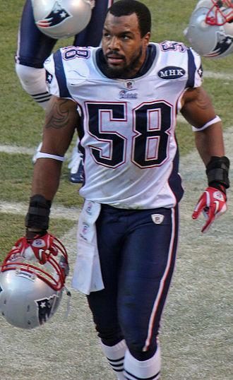 Tracy White - White during 2011 NFL season