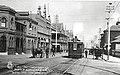 Tram in Scott St Newcastle NSW.jpg
