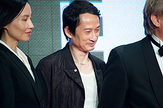 """Tran Anh Hung - Image: Tran Anh Hung """"International Competition Jury"""" at Opening Ceremony of the 28th Tokyo International Film Festival (22453104525)"""