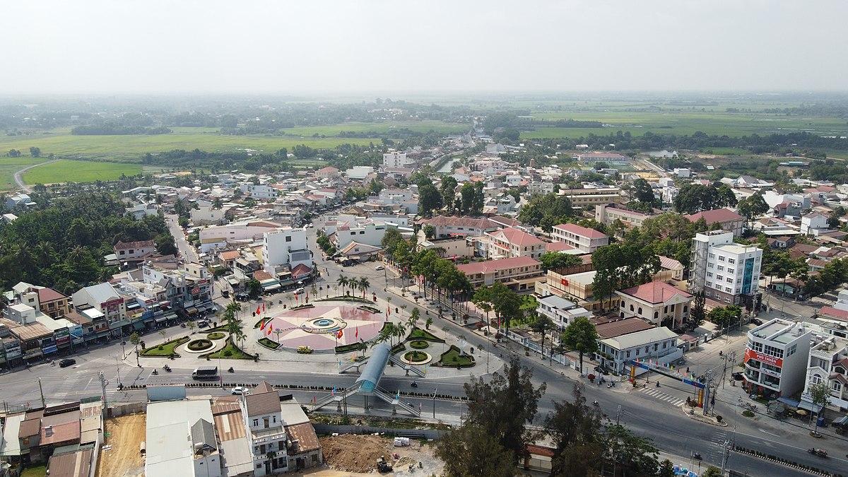 Sửa Máy Tính Tây Ninh - Một góc Trung Tâm Trảng Bàng ( Tây Ninh ) - Ảnh: Internet
