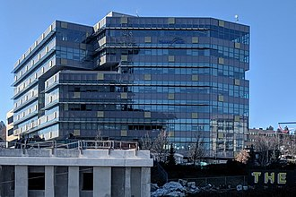 TransLink (British Columbia) - TransLink's head office in New Westminster
