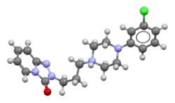 Trazodone-from-HCl-xtal-Mercury-3D-balls.png