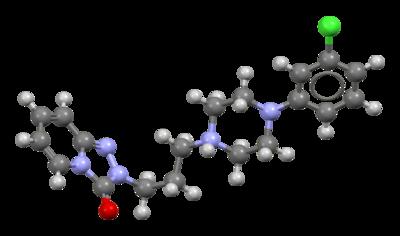 Trazodone-from-HCl-xtal-Mercury-3D-balls.png