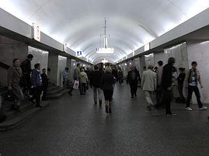 Tretyakovskaya (Moscow Metro) - Image: Tretyakovskaya (Третьяковская) (5056919546)