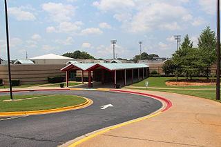Tri-Cities High School Public high school in East Point, Georgia, United States