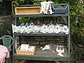 Trousers and bags of peas - geograph.org.uk - 1405972.jpg