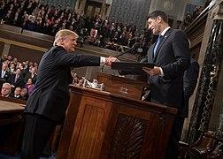 File:Trump shaking hands with Paul Ryan.jpg