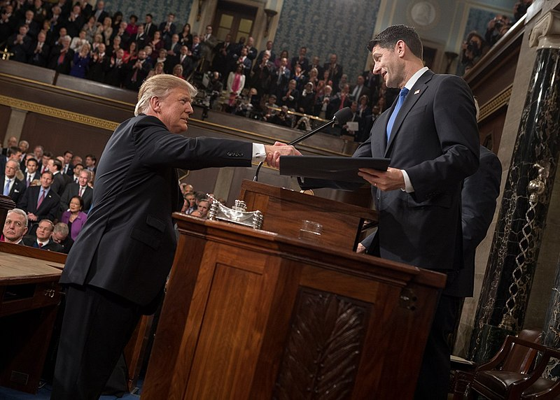 File:Trump shaking hands with Paul Ryan.jpg