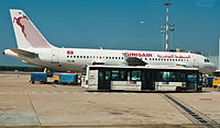 TS-IMI - A320 - Tunisair