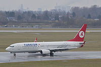 TC-JFV - B738 - Turkish Airlines