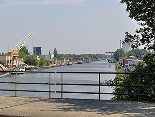 Hengelo Municipality in Overijssel, Netherlands