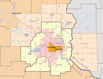 Twin Cities Metro Area (13 County)