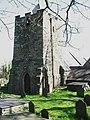 Twr Eglwys y Santes Fair, Llanfairynghornwy - geograph.org.uk - 1235717.jpg