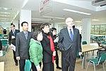 U.S. Ambassador David Shear opens safe medicine exhibition in Hanoi (6639693513).jpg