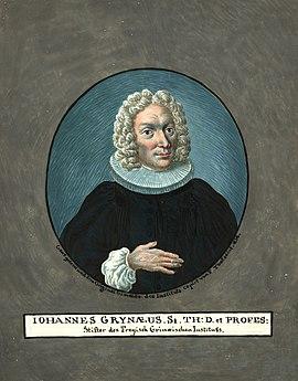 Johann Ludwig Frey