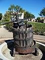 USA-San Jose-Almaden Winery-Wine Press-1.jpg