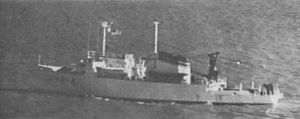 USNS James M. Gilliss (T-AGOR-4) - Image: USNS James M Gillis T AGOR 4