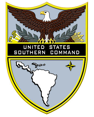 Structure of the United States Armed Forces - Emblem of the United States Southern Command