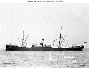 USS Marcellus (1879) - Image: USS Marcellus (1898)