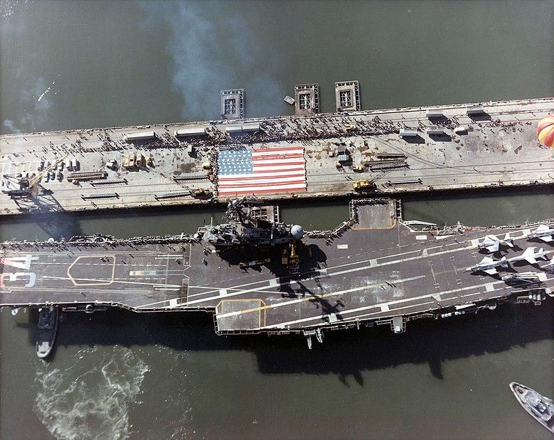 USS Oriskany (CV-34) returning from her last deployment 1976.jpeg