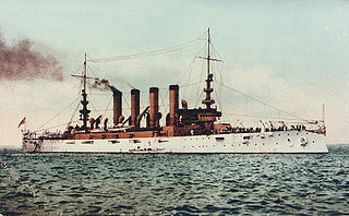 USS <i>Pennsylvania</i> (ACR-4) Pennsylvania-class cruiser