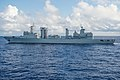 USS Stockdale and Gaoyouhu Conduct RAS during RIMPAC 16 160715-N-KM939-011.jpg