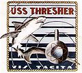 USS Thresher (SSN-593) crest.jpg