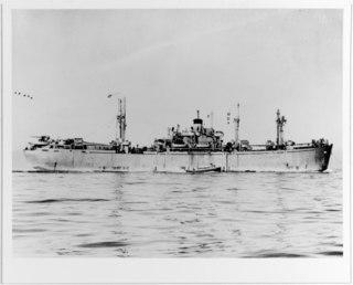 USS <i>Triangulum</i> (AK-102)