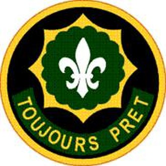 Fort Polk - 2nd ACR