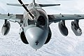 US Navy 070418-F-3488S-037 An EA-6B Prowler assigned to Tactical Electronic Warfare Squadron (VAQ) 141 from Naval Air Station Whidbey Island, refuels from a KC-10 Extender in support of Red Flag-Alaska 07-1.jpg