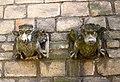 Ugly sisters - geograph.org.uk - 1515430.jpg
