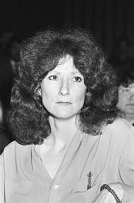 Nettie Blanken in 1982