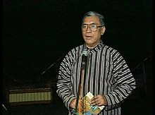 Umar Kayam, Indonesia Literary Pioneers, 00.53.jpg