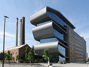 Hoboken, Antwerp - Umicore's precious metals facility in Hoboken.