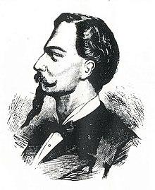 Una de sus primeras imágenes de 1868 Máximo Gómez.jpg