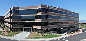 United Launch Alliance - ULA's headquarters building in Centennial, Colorado
