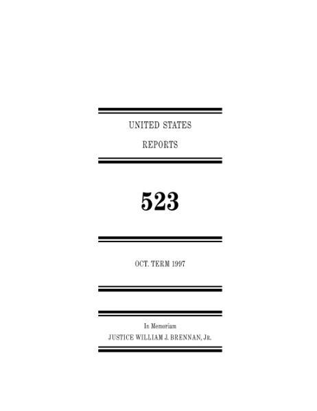 File:United States Reports, Volume 523.djvu