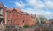University of Ballarat SMB Campus Lydiard Street Sth