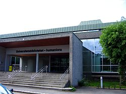 University of Bergen Library, Arts and Humanities Library 2.jpg