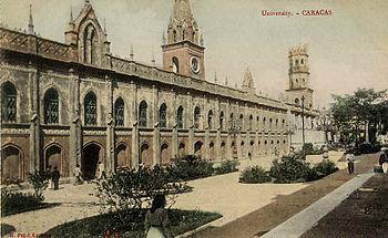 University of Caracas 1911