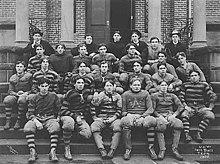 Photo of the 1900 University of Washington football team by Theodore Peiser 505d9dfe0