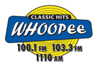 Updated WUPE FM Logo