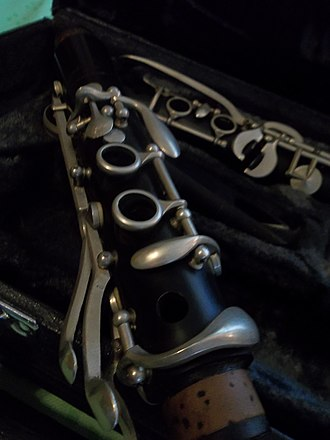 Buescher Band Instrument Company - Image: Upper Section
