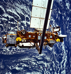 Upperatmosphereresearchsatellite