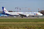 Ural Airlines, VQ-BOZ, Airbus A321-211 (16456198165) (2).jpg