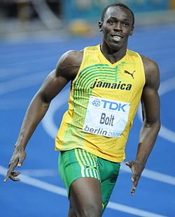 Usain Bolt smiling Berlin 2009.JPG