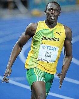 Usain Bolt (2009)