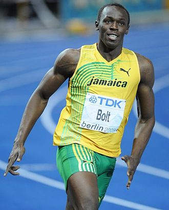 2011 World Championships in Athletics – Men's 200 metres - Usain Bolt the defending  champion