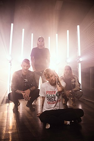 The Used - The Used in 2017