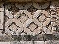 Uxmal - Quadrangulo de las Monjas - Nordpalast - Porticus 1.jpg